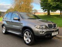 06 BMW X5, SPORT D AUTO, (2993cc), MOT 06/12/21, ❗️PLEASE LOOK AT ADVERT❗️