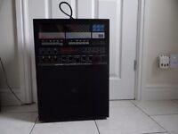 Karaoke music system