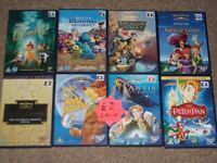 DISNEY DVDS £2 EACH NO OFFERS