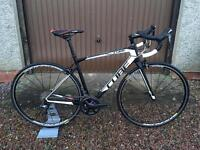 Cube Attain GTC Carbon Road Bike Ultegra 6800 Mavic giant trek