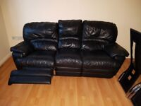 3 seater sofa for sale. Good condition. £80