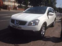 NISSAN QASHQAI 2.O 2007 1 OWNER PAN ROOF LOOKS AND DRIVES SUPERB