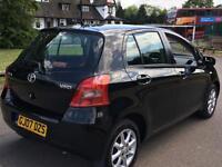 Toyota Yaris 1.3 Economy Model NewShape £30 Tax/Year, 55+ MPG, Like VW Polo Fiesta