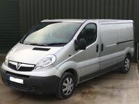 Vauxhall Vivaro 2.0 CDTI 2011 (61) 2900 LWB 44,000, Full Service History, 12 Months MOT (PLUS VAT)
