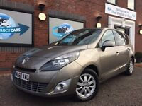 RENAULT GRAND SCENIC 1.5 dCi Privilege 5dr (Tom Tom) (beige) 2010
