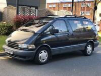 a72cf611008409 TOYOTA PREVIA 2.4i GX 4DR AUTOMATIC 7 SEATER