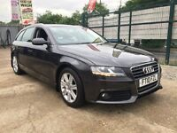 2010 AUDI A4 2.0 TDI ESTATE 1 OWNER 6 SPEED MANUAL PX WELCOME