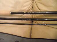 Brand New Salmon Rod Wychwood Truflex Spey 3 Section 15'