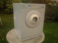CREDA 3KG TUMBLE DRYER,LIKE WHITE KNIGHT,CLEAN AND QUIET,CAN BE SEEN WORKING