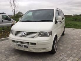 Volkswagen transporter 1.9 tdi 6 seater