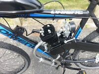 80cc petrol hybrid bike, off road, like a mini moto but for adults