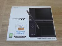 Nintendo DSi XL Brown