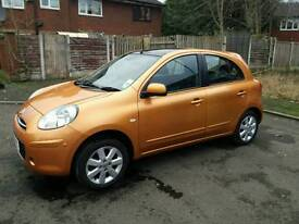 Nissan Micra 2011 FULL service History Limited Edition