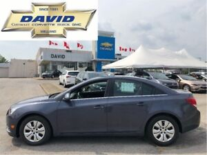 2014 Chevrolet Cruze 1LT/ LOADED/ REMOTE START/ CDMP3/ LOCAL TRD
