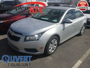 2012 Chevrolet Cruze LT.BLUETOOTH.A/C.JAMAIS ACCIDENTÉE.