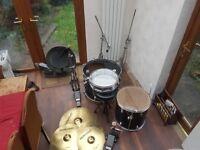 Partial Drum Kit