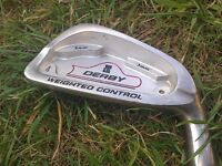 4 iron golf club Howson Derby weighted control Will POST