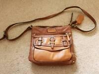 Mantaray satchel bag