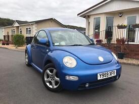 Volkswagen Beetle 1.6,97k miles