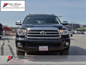2014 Toyota Sequoia Platinum with BRAND NEW Tires