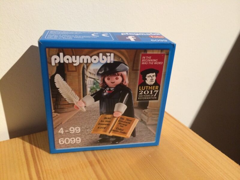 playmobil martin luther neu in ovp in bayern n rnberg playmobil g nstig kaufen gebraucht. Black Bedroom Furniture Sets. Home Design Ideas