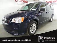2015 Dodge Grand Caravan SXT Plus w/ Power Doors, Navigation