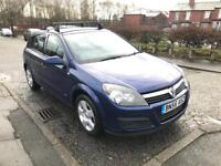 2006 VAUXHALL ASTRA CLUB AUTOMATIC 5 DOOR HATCHBACK