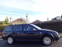 SPRING/SUMMER SALE!! (2005) VW GOLF 1.9 TDi SE AUTO ESTATE 130 BHP (Diesel+Automatic Gearbox)