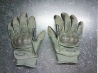 Oakley SI Assault Gloves Foliage Green - Size - Small