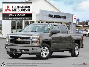 2014 Chevrolet Silverado 1500 2LT! CREW! 5.3L! Z71! HEATED SEATS