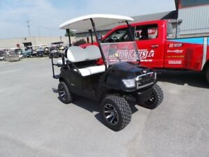2014 Club Car Precedent Custom Golf Cart with New Body Kit!