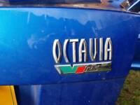 Octavia VRS mk2 2007 BRAKING