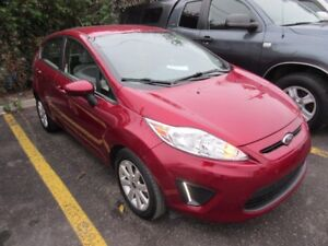 2013 Ford Fiesta SE Automatic Hatchback A/C Power Group Mag Whee
