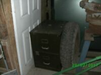 Two Drawer Filing Cabinet