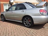 Subaru Impreza hawkeye 2006. Cheap car full service history sti wrx evo m3