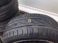 Part Worn Tyres near Hampshire