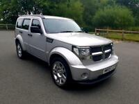 2009 59 dodge nitro SXT 2.8 CRD ✅ genuine 44k Miles . Tow bar Land Rover ✅ shogun ✅ 4x4