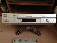 Sony SLV-SE740 Nicam Video recorder. Used but good condition with remote