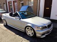 BMW 320D convertible. Diesel. Hardtop e46 nicely modified. My PX SWAP