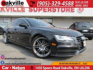 2012 Audi A7 Premium Plus | LEATHER | SUNROOF | ACCIDENT FREE