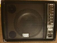 LANEY CXP-110 WEDGE AMPLIFIED MONITOR. OUTSTANDING CONDITION.