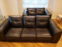 Three Seater and Two Seater Sofa