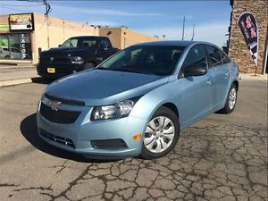 2012 Chevrolet Cruze LS BLUETOOTH CONNECTION KEYLESS ENTRY