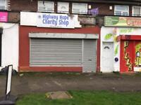 Shop for rent in longsight Manchester