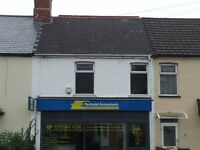 First Floor offices to let. Cardiff