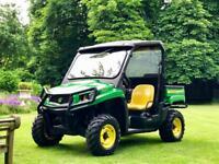 John Deere XUV550 Gator - 4X4 - utility vehicle - Polaris - off roader - Ezgo/Kubota - Lawnmower
