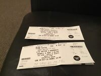 2 Tickets to see Maxwell & Mary J Blige at Manchester Arena on Sun 30th Oct