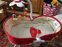 Tiny Love 3 in 1 Rocker and napper