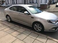 MG MG6 1.9 DTi-Tech GT S 5dr (start/stop), 1.9 Diesel, Silver, Two keys With Long MoT