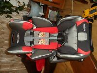 STM storchenmuhle mickey mouse carseat